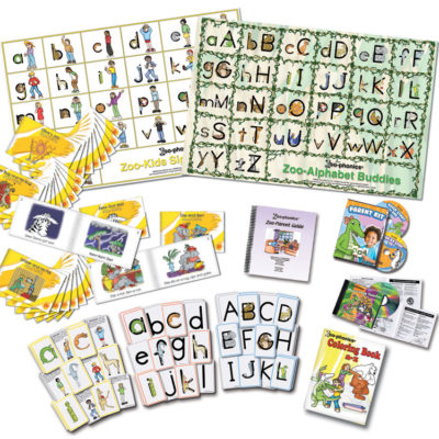Zoo-phonics at Home Parent Kit