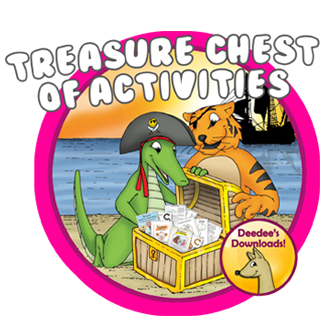 Treasure Chest of Activities