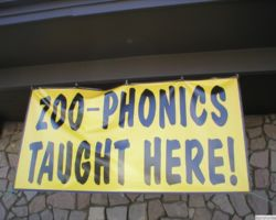 Zoo-phonics in Parker, CO